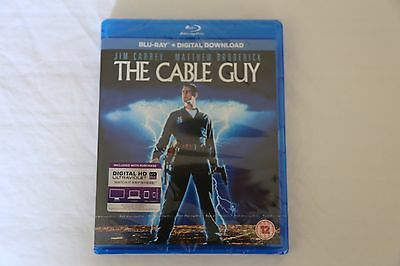 Blu-Ray The Cable Guy    Brand New Sealed Uk Stock