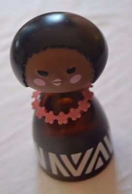 Avon Small World African Girl With Neckless Cologne