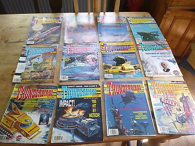 Thunderbirds - The Comic 16 copies from 1992/93