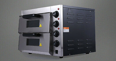 New Commercial Black Multi-function Baking Tool Benchtop Electric Oven #