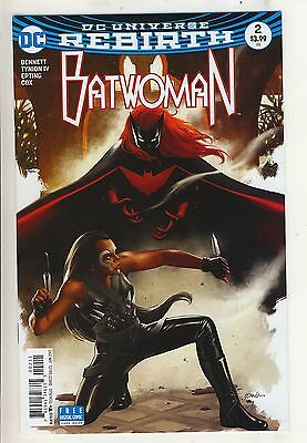 Batwoman (2017) 2 NM Cover A