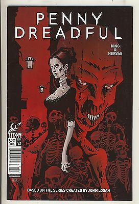 Penny Dreadful 2 NM/NM- Cover D