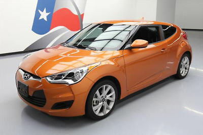 2016 Hyundai Veloster  2016 HYUNDAI VELOSTER COUPE AUTO REAR CAM ALLOYS 26K MI #257045 Texas Direct
