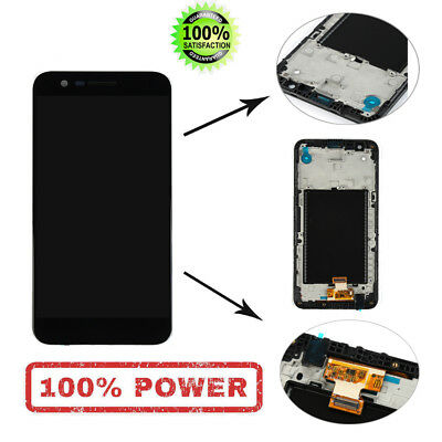 For LG K20 Plus 2017 TP260 MP260 M250 X400 LCD Touch Screen Digitizer Assembly