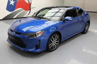 2014 Scion tC Base Coupe 2-Door 2014 SCION TC AUTO HEATED SEATS PANO SUNROOF NAV 44K MI #086442 Texas Direct