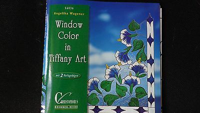 Window Color in Tiffany Art