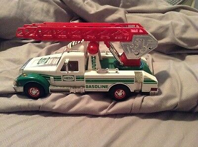 1994 Hess Gasoline Toy Rescue Truck