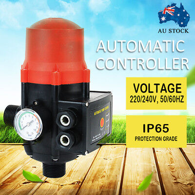 Water Pump Controller Pressure Control Switch Pump Automatic Electronic Tank 10A