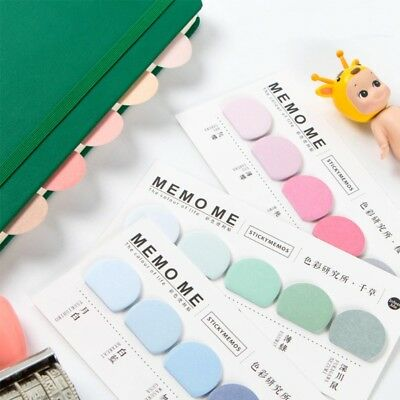 Index Paper Sticker Sticky Notes  Bookmark Memo Notebook Pad Stationery