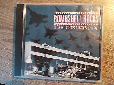 Bombshell Rocks, The Conclusion, CD