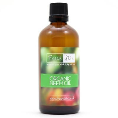 50ml Organic Neem Oil - 100% Pure - Natural Insecticide