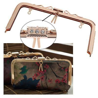 9.25 inch DIY Purse Handles Frame Bag Making Supplies DIY Accessories