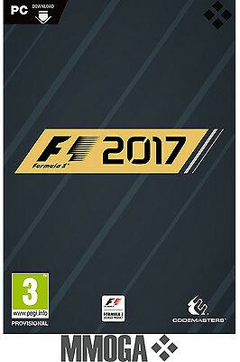 F1 2017 Key - PC Steam Code Formel One Formula Eins 17 [Rennspiele][DE/EU]