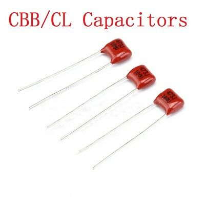 100V-630V 0.01UF 0.047UF 0.33UF 0.68UF-1UF Full Range of - CBB/CL Capacitors