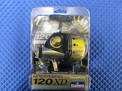Daiwa Underspin Spincast Reel Clam Pack US120XD-CP