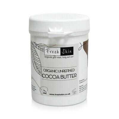 250g Organic Cocoa Butter