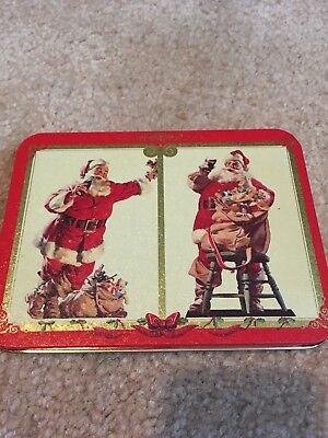 Coca Cola Playing Cards In Tin 1994