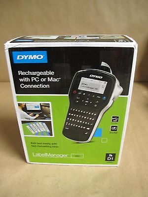 DYMO LabelManager 280 Rechargeable Hand-Held Label Maker **BRAND NEW**