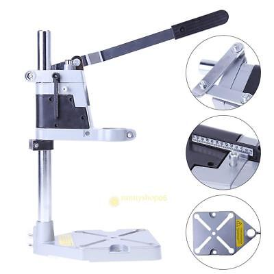 Single-head Electric Drill Holder Grinder Bracket Bench Workbench Stand Clamp