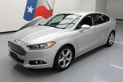 2016 Ford Fusion SE Sedan 4-Door 2016 FORD FUSION SE ECOBOOST BLUETOOTH REAR CAM 35K MI #399796 Texas Direct Auto