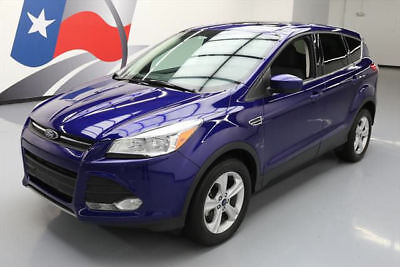 2014 Ford Escape SE Sport Utility 4-Door 2014 FORD ESCAPE SE AWD ECOBOOST PANO ROOF REAR CAM 39K #B65397 Texas Direct