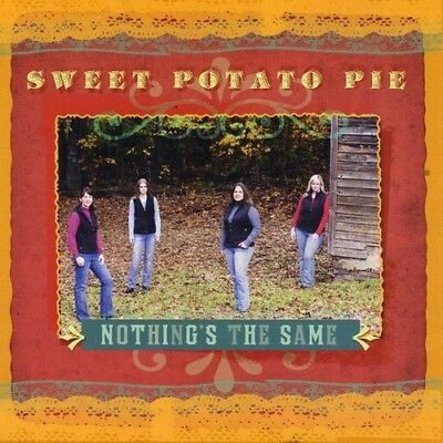 Sweet Potato Pie - Nothing's the Same [New CD]