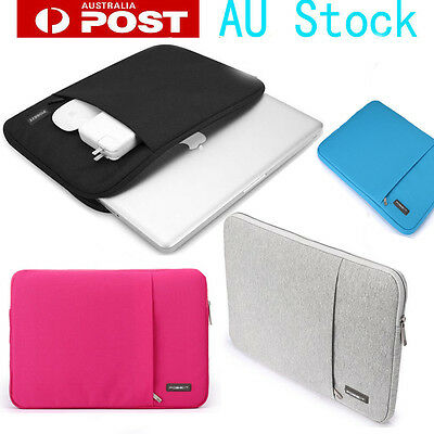 Sleeve Sofr Bag Cover Case For Laptop 13 Apple Macbook Pro 15 11 Air Touch Bar