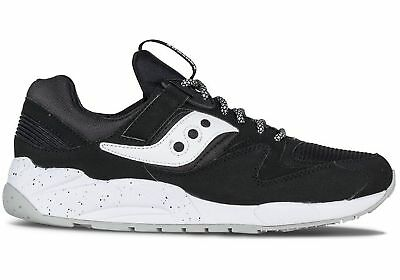 New Saucony Older Boys/kids Grid 9000 Retro Inspired Sneakers
