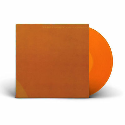 THE STYLE COUNCIL 'THE COST OF LOVING' Orange Coloured Double VINYL LP (2017)
