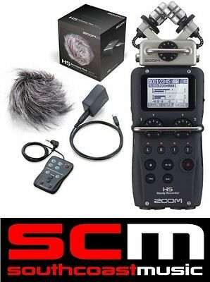 ZOOM H5 RECORDER with ACCESSORY PACK BRAND NEW INCLUDES DELIVERY WITH TRACKING