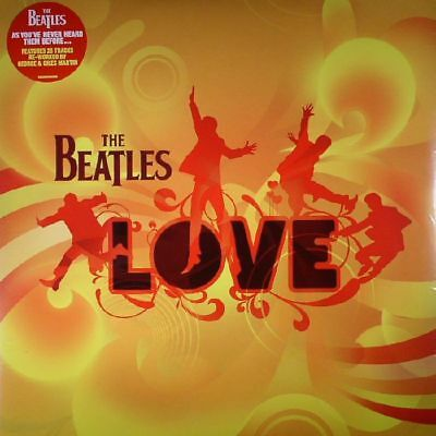 BEATLES, The - Love - Vinyl (gatefold 2xLP)
