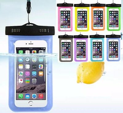 Waterproof Underwater Case Cover Pouch iPhone 7 7 Plus Samsung S8 Plus Note 8