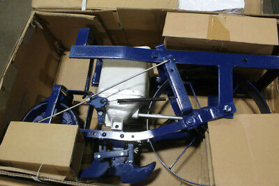Hehai Ground Driven Vegetable Drill Seed Planter HH-SP