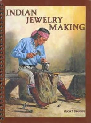 Southwester Indian Jewelry Making Book Navajo Turquoise