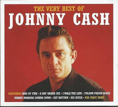 Johnny Cash - The Very Best Of [Greatest Hits] 3CD NEW/SEALED