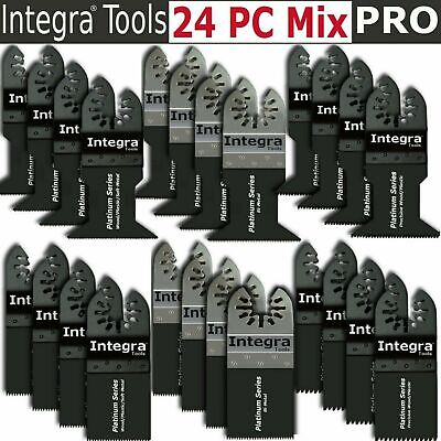INTEGRA; 20PC Oscillating MultiTool Saw Blade fits Fein Multimaster Makita Bosch