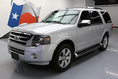 2014 Ford Expedition Limited Sport Utility 4-Door 2014 FORD EXPEDITION LTD 8PASS LEATHER SUNROOF 20'S 43K #F37378 Texas Direct