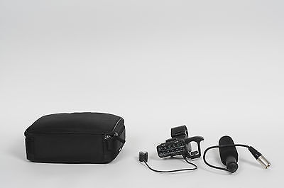 Sony XLR-K1M Adapter and Microphone Kit XLR-A1M Adapter & ECM-XM1 Microphone#055