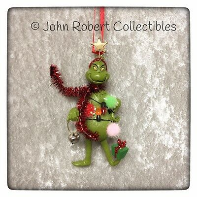Dept 56 The Grinch Grinchmas Tree Ornament # 4057862