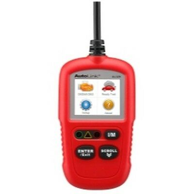 Code Reader w/One-Press I/M Readiness Key AULAL329 Brand New!