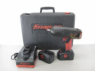 """Snap-On Tools CT4850 1/2"""" Cordless Impact Wrench W/ Charger & Battery"""