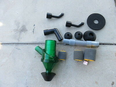 Greenlee 592 mighty mouser blowgun kit for conduit
