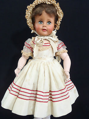 "All original c1950-1953 Madame Alexander 17"" Madelaine Doll"