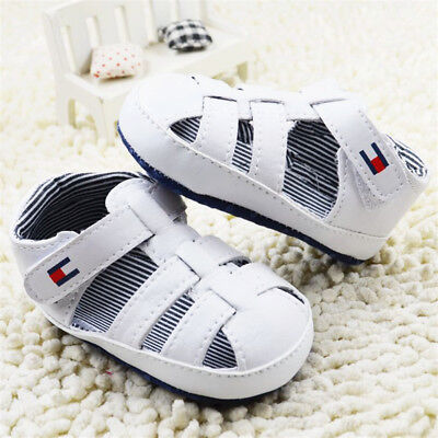 Toddler Baby Boys Girls Sandals Crib Shoes Casual Shoes Size 0-6 Months