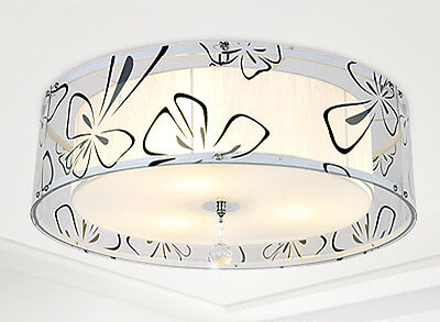 * Simplicity Modern Style Simple White Diameter 50 CM Decoration Ceiling Light