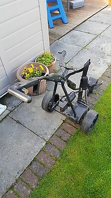 Powakaddy Electric Golf Trolley No Battery And Charger