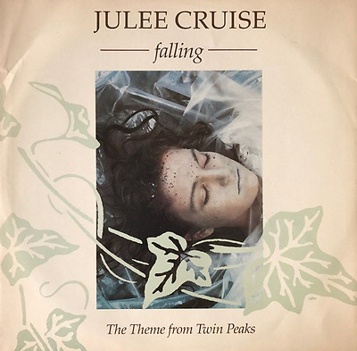 """JULEE CRUISE - Falling (The Theme from Twin Peaks) (12"""") (EX/VG)"""