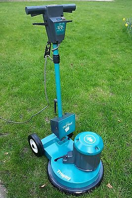 Truvox Trophy 400 Floor Scrubber Buffer Polisher 240v