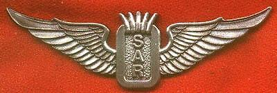 Classic Search And Rescue Wings