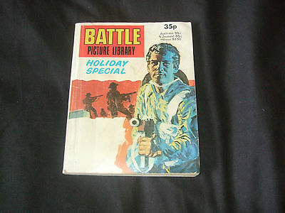 Battle Picture Library Holiday Special No 2